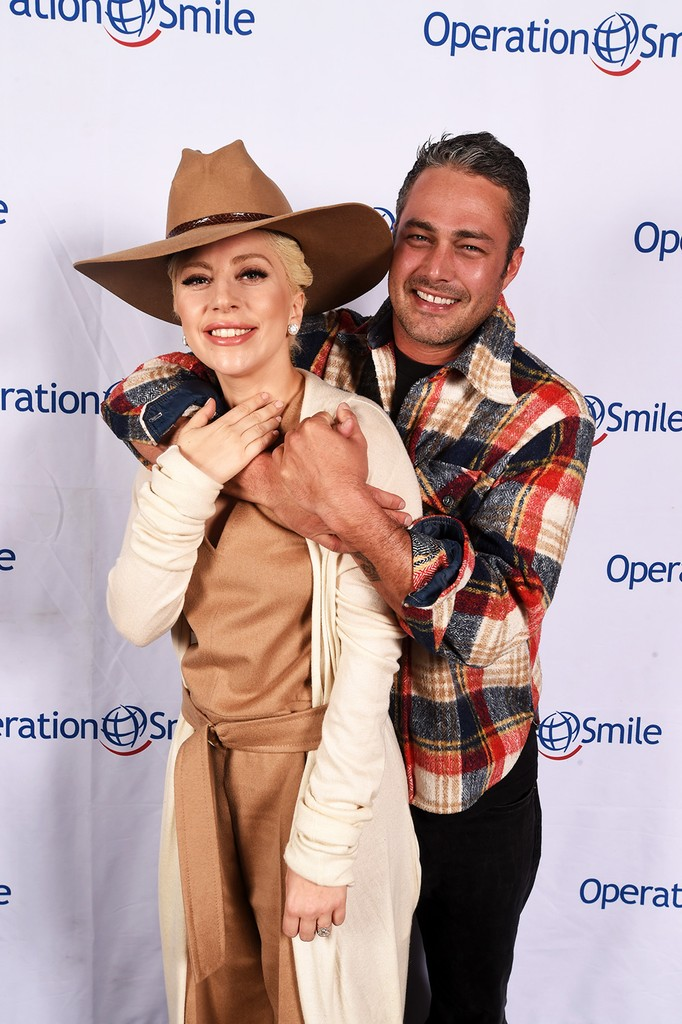 Lady Gaga & Taylor Kinney in Park City