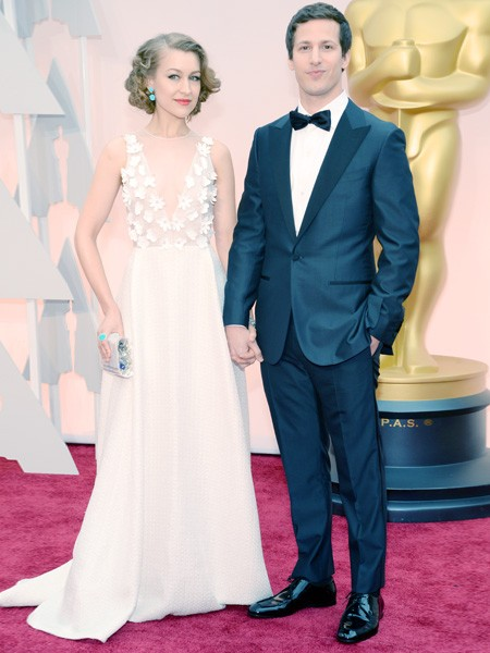 Andy Samberg Oscars 2015