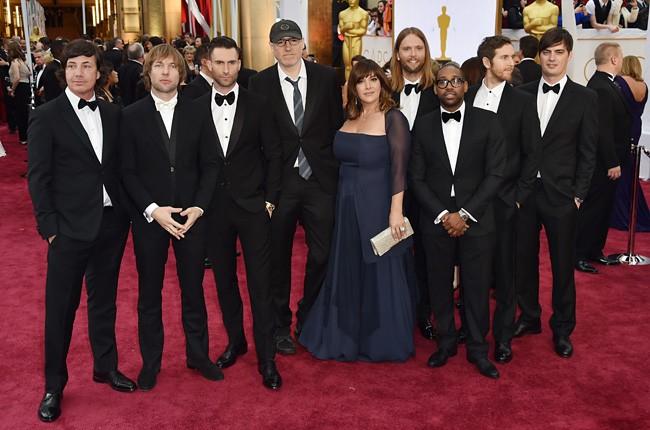 Begin Again cast Oscars 2015