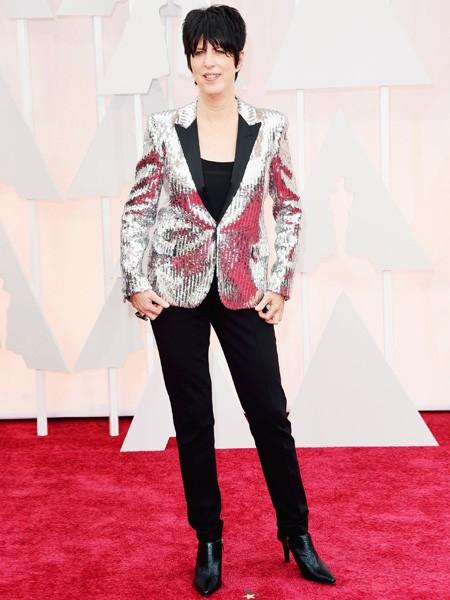 Diane Warren 2015 Oscars