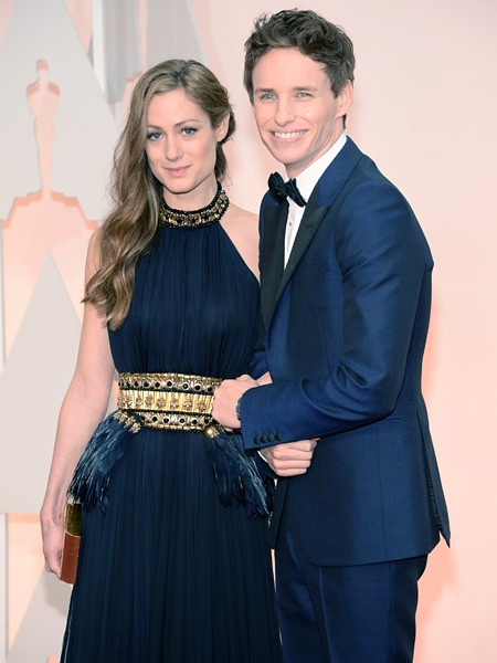 Eddie Redmayne 2015 Oscars