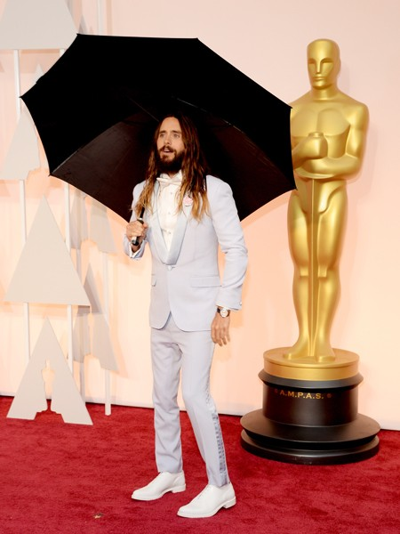 Jared Leto Oscars 2015