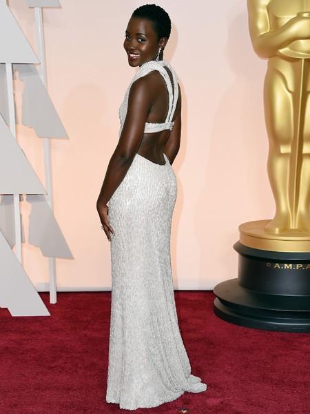 Lupita Nyong'o 2015 Oscars