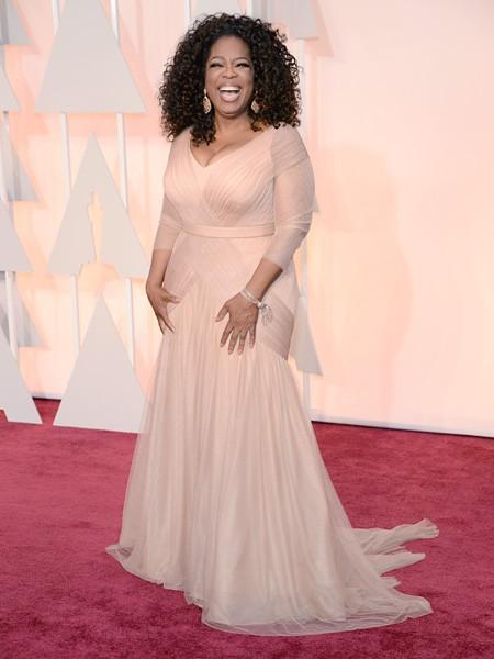 Oprah Oscars 2015