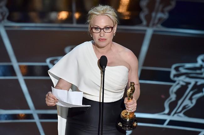 Patricia Arquette 2015 Oscars