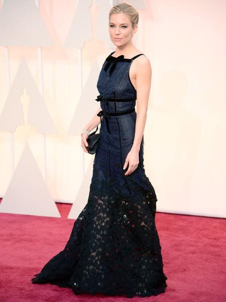 Sienna Miller 2015 Oscars