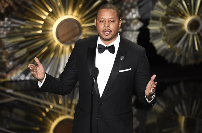 Terrence Howard Oscars 2015