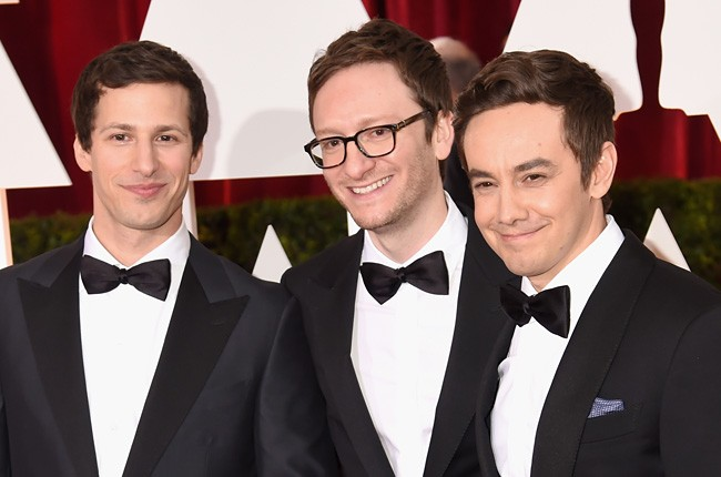 The Lonely Island 2015 Oscars