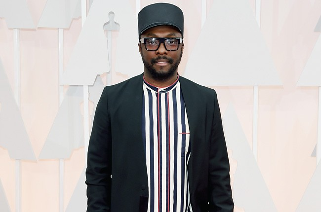 Will I Am Oscars 2015