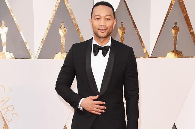 John Legend Oscars 2016