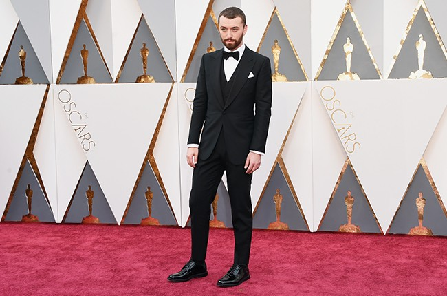 Sam Smith Oscars 2016