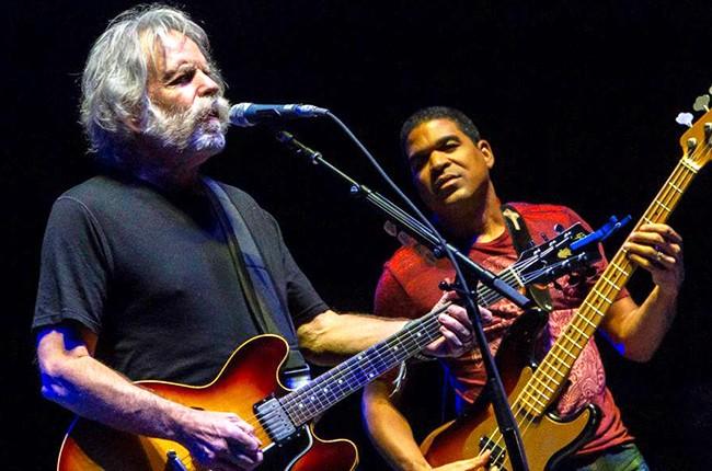 Oteil Burbridge and Bob Weir - 2013