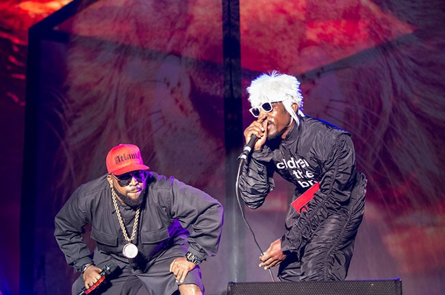 Outkast at Firefly 2014