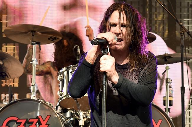 Ozzy Osbourne EpicFest 2015