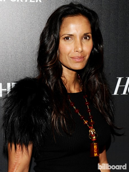 Padma Lakshmi attends The 35 Most Powerful People in Media hosted by The Hollywood Reporter