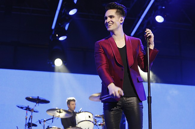 Panic! At the Disco perform on Jimmy Kimmel Live