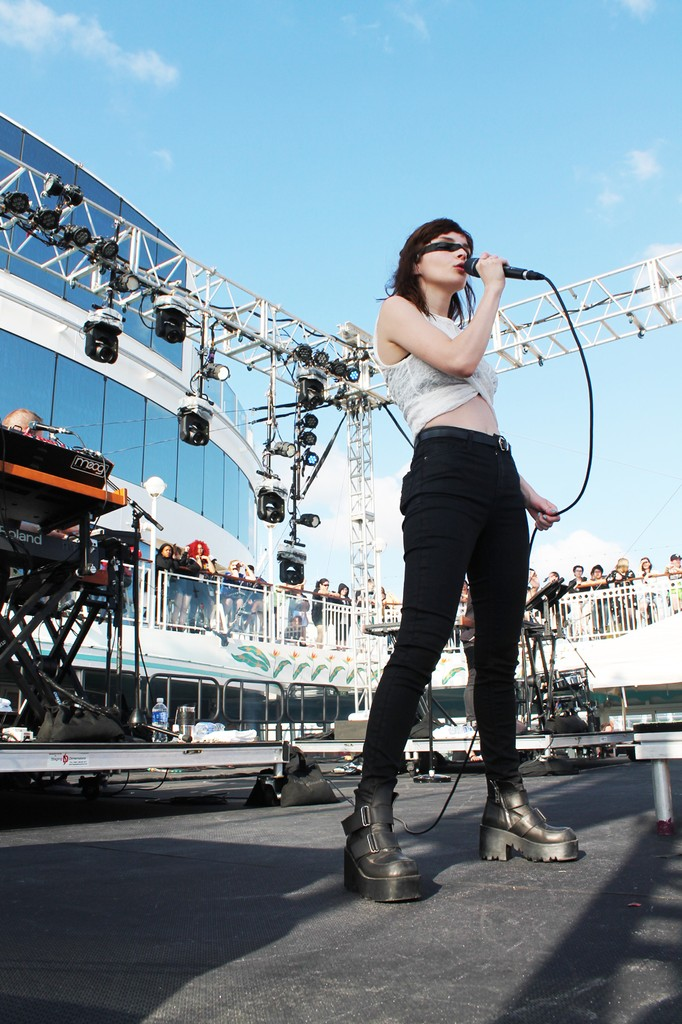 Paramore's Parahoy! cruise, March 5-9, 2016 featuring Paramore, New Found Glory, Chvrches, Lights and more.