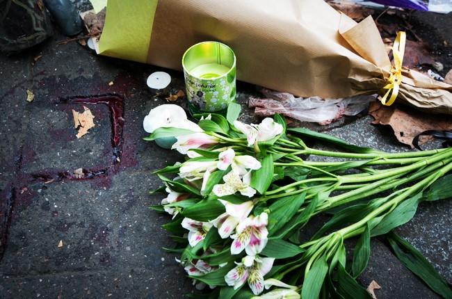 paris attacks, bataclan, memorial