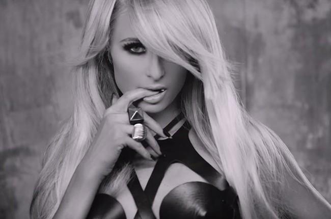 Paris Hilton High off My Love