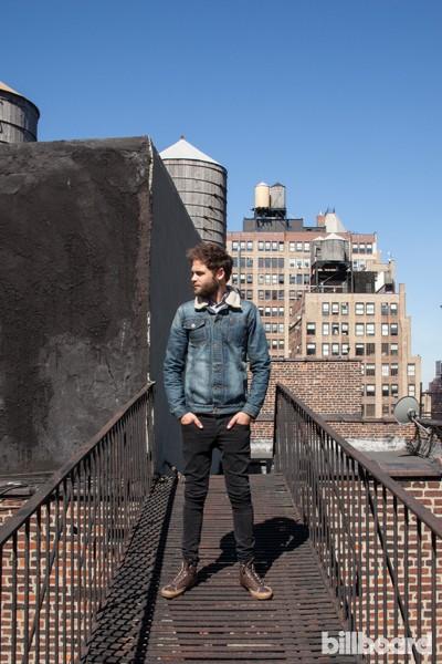 Mike Rosenberg of Passenger for Billboard