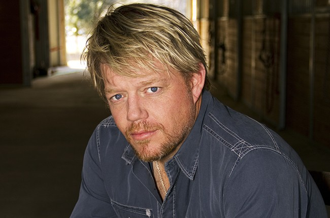 Pat Green photographed in 2015.