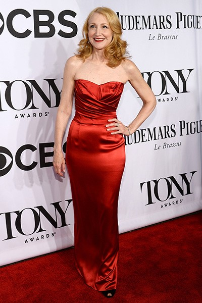 Patricia Clarkson attends the 68th Annual Tony Awards