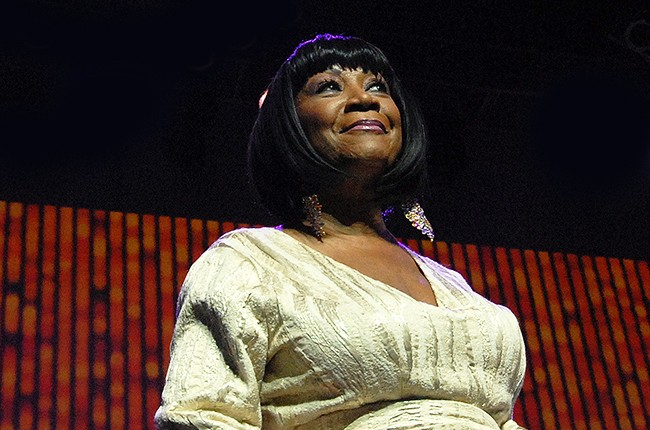 Patti LaBelle performs in 2014