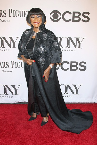 Patti LaBelle attends the 68th Annual Tony Awards