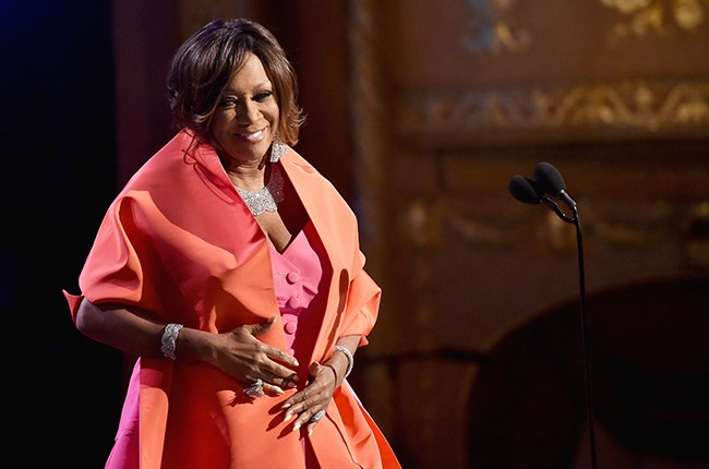 Patti LaBelle BET Honors 2016