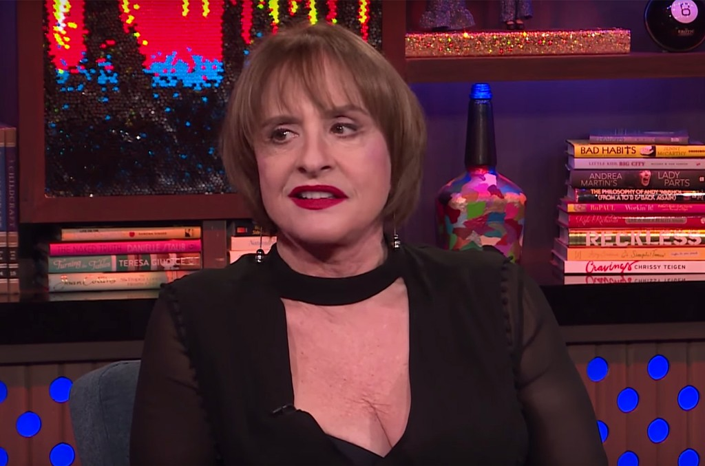 Patti LuPone on Watch What Happens Live with Andy Cohen