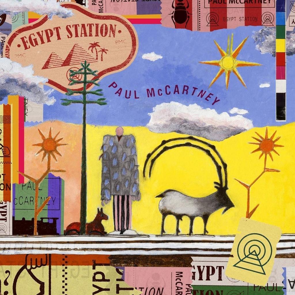 Paul McCartney, 'Egypt Station'