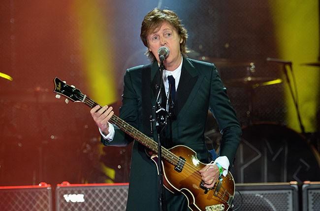 Paul McCartney at Bonnaroo 2013