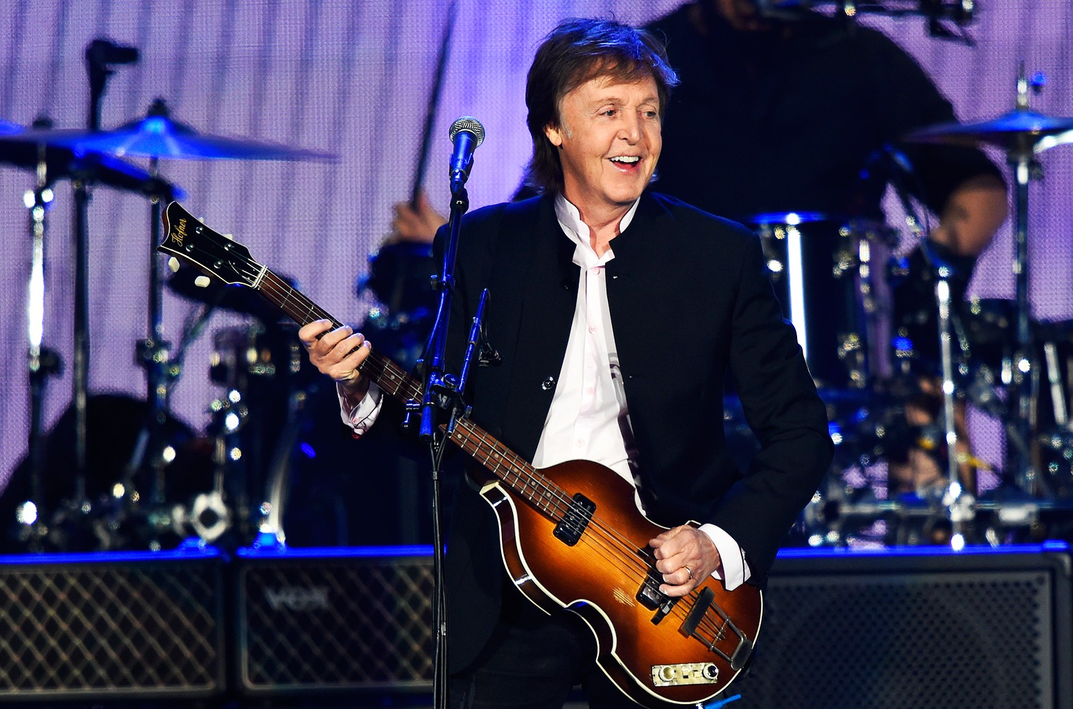 Paul McCartney Talks New Album, Spotify and Kanye West | Billboard