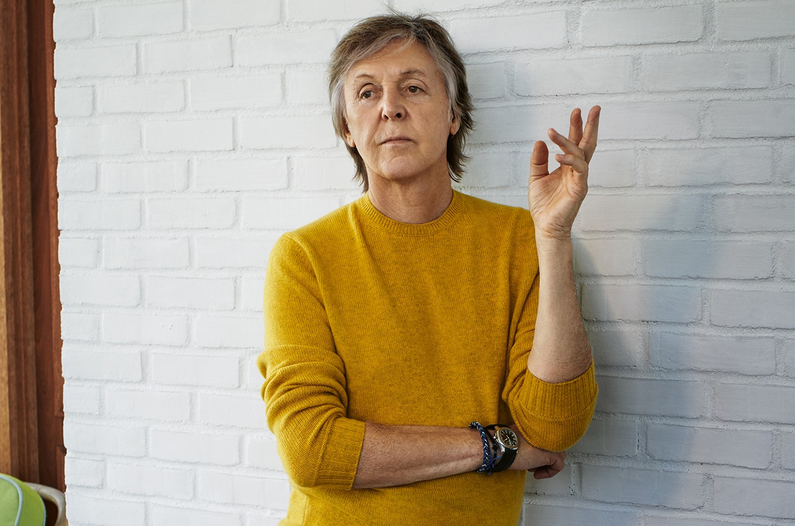 Paul McCartney GQ