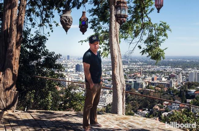 Paul Oakenfold in Los Angeles 2015