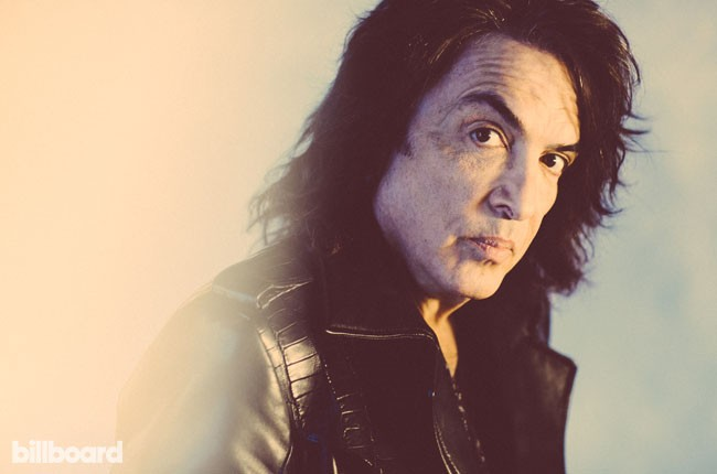 Paul Stanley of KISS for Billboard