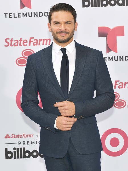 Pedro Capo arrives at 2015 Billboard Latin Music Awards