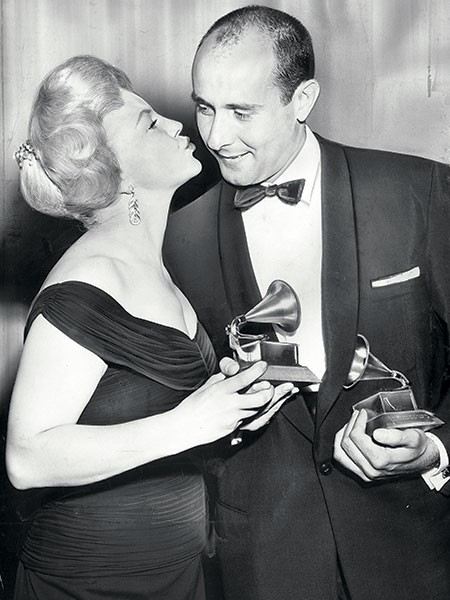 The First Grammys (1959)