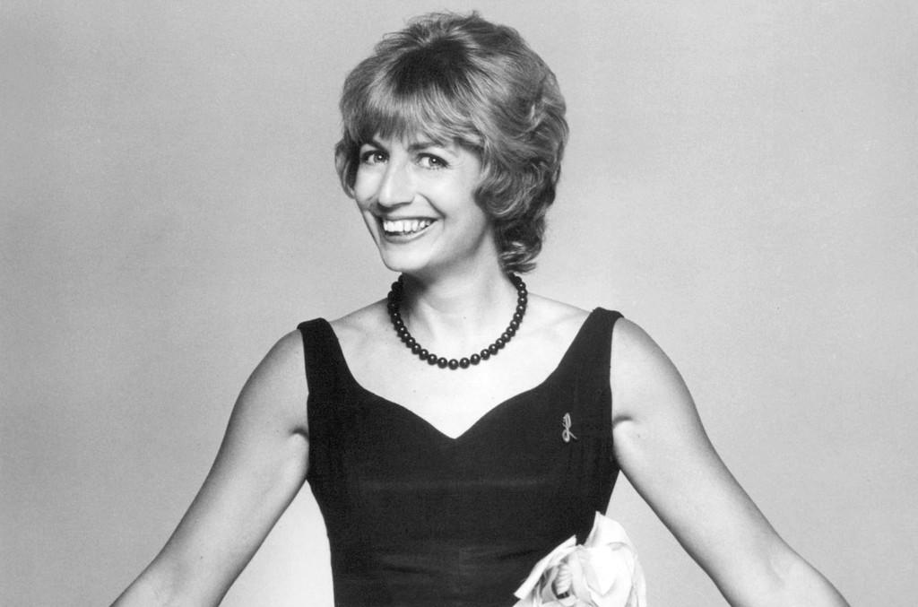 Penny Marshall, circa 1980.