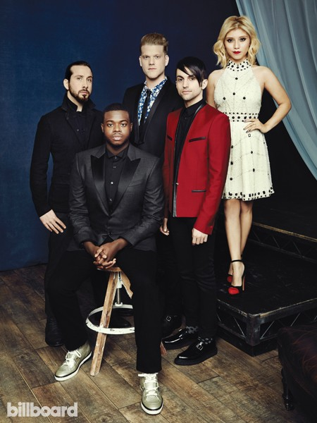 pentatonix-clive-davis-grammy-party-portrait-2015-billboard-450