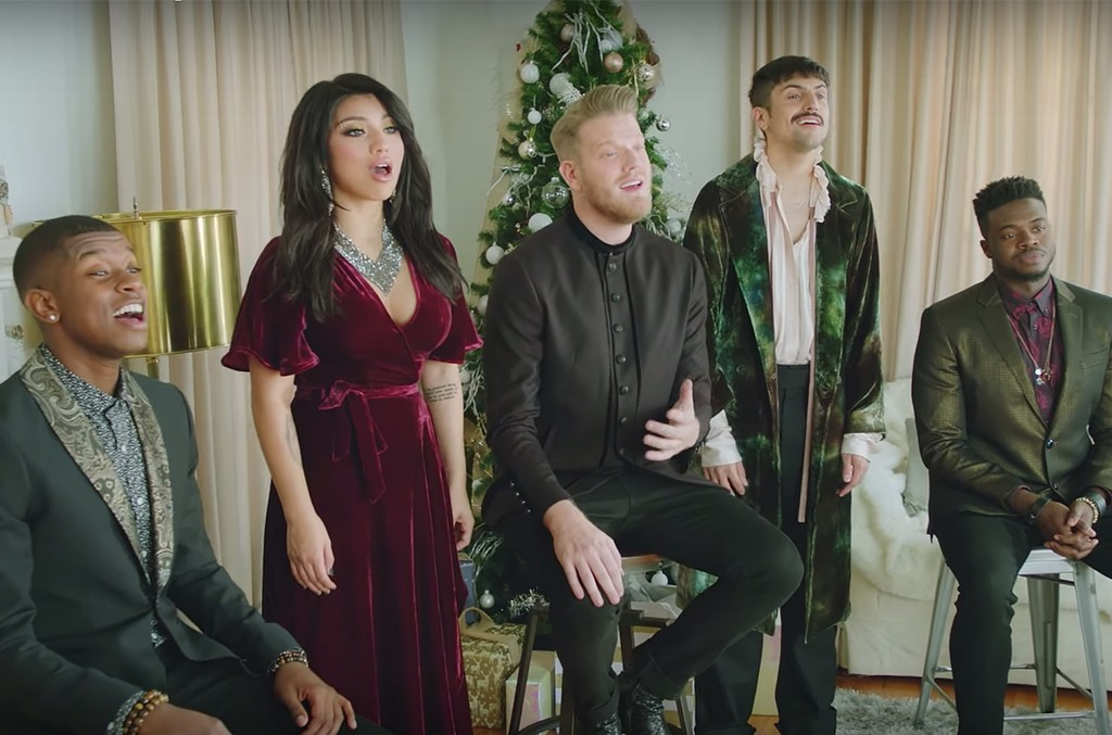 "Pentatonix, ""Deck The Halls"""