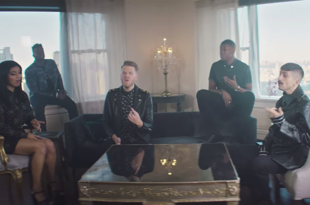 Pentatonix New Rules x Are You That Somebody