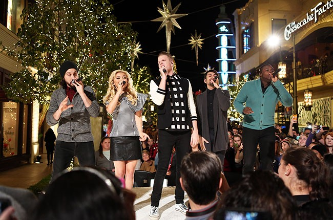 The Pentatonix