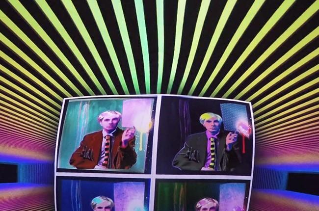 Pepsi Art Dome VooDoo Fest