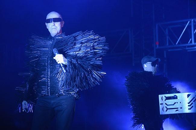 Pet Shop Boys, Coachella 2014