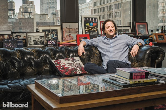 Peter Shapiro From the Desk of bb20 2015