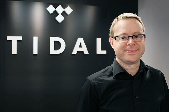 Peter Tonstad, Tidal CEO