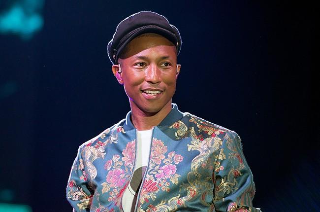 Pharrell Williams 2015