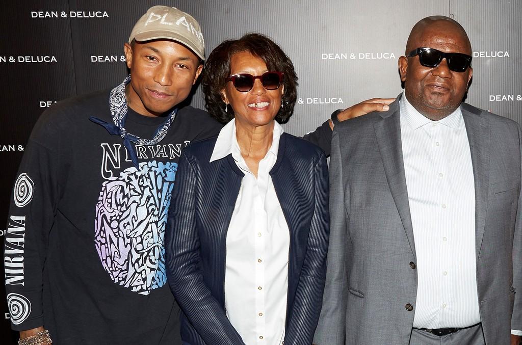 Pharrell Williams in 2016