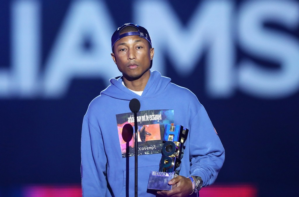 Pharrell Williams, VH1 Hip Hop Honors: The 90s Game Changers